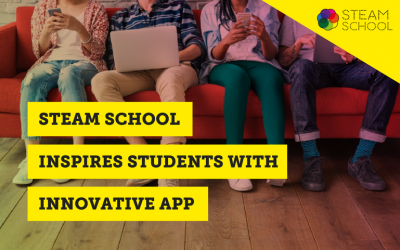 Ed-tech startup inspires STEAM students with innovative app