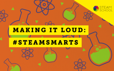 Making It Loud: Be A STEM Superhero