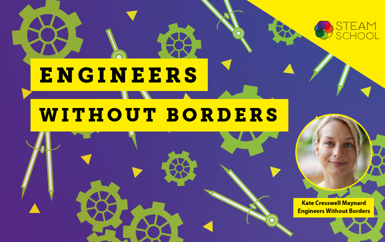 Broadcast Briefing – Katie Cresswell-Maynard – Engineers without Borders