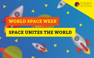 World Space Week: Space Unites The World