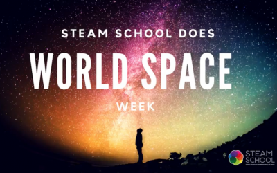 Steam School Celebrates World Space Week