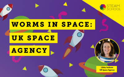 Worms in space – UK Space Agency