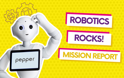 Robotics Rocks – Mission Report