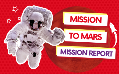 Mission to Mars – Mission Report